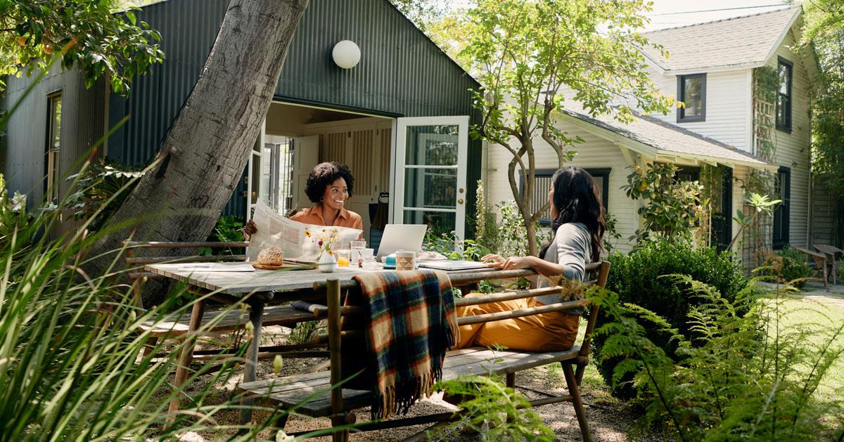 Airbnbのイメージ画像